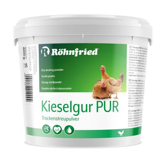 Röhnfried Kieselgur PUR Pulver 600g