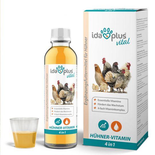 Ida Plus Hühner-Vitamin 4in1 200ml