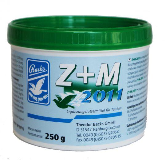 Backs Z + M 2011 250g