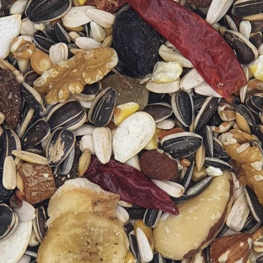 Versele Papageien Exotic Fruit Mix Premium 600g
