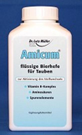 Dr. Müller Amicum - flüssige Bierhefe 500ml