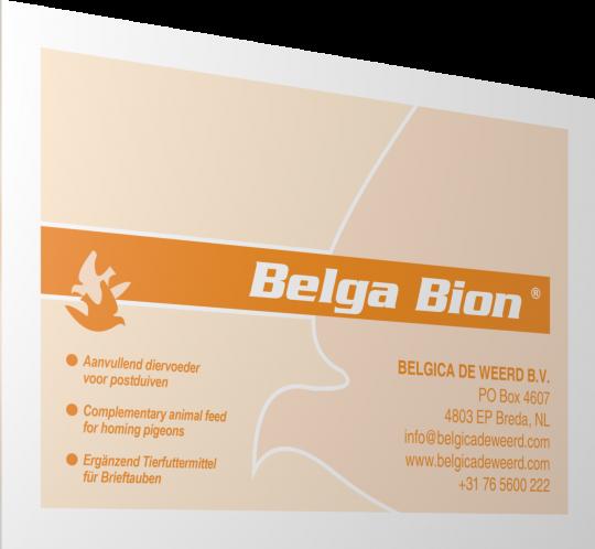 De Weerd Belga Bion 50g