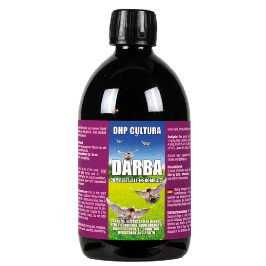 DHP Darba Compleet 500ml