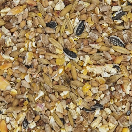 Gladen Geflügelkörnerfutter (GVO frei) 25kg