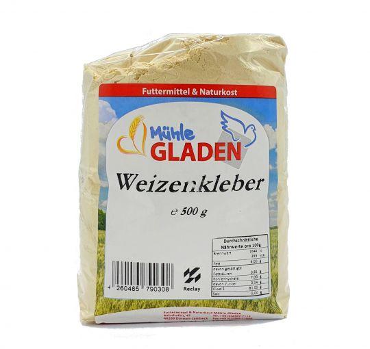 Weizenkleber - Backzutat 500g
