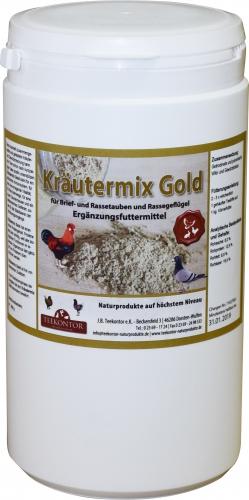 Teekontor Kräutermix Gold 500g
