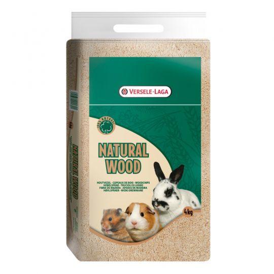 Versele Natural Wood Späne 4kg