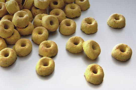 Leckerli Mini-Maiskeimringe 1000g