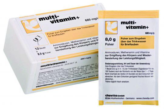 Chevita Multivitamin+ 96g