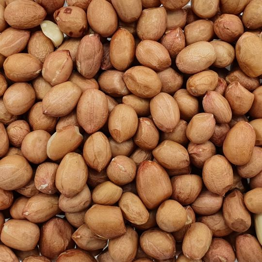 Erdnüsse 1A Qualität - Gladen 2,5kg