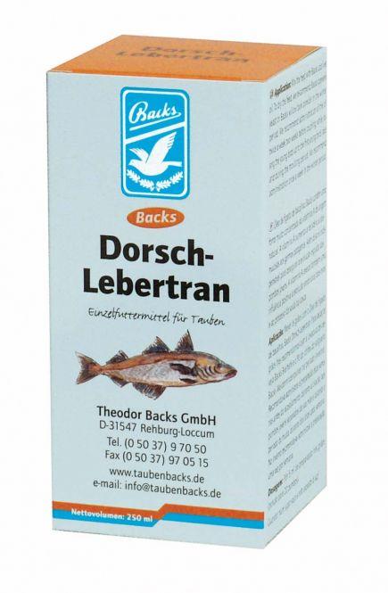 Backs Dorsch-Lebertran 500ml