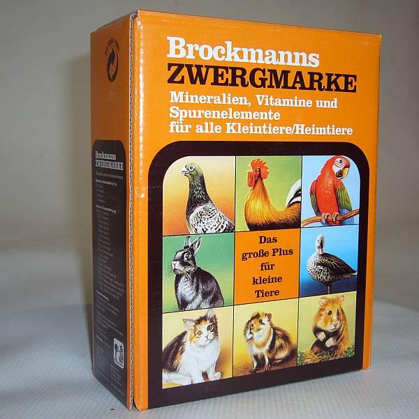 Brockmanns Zwergmarke 5kg