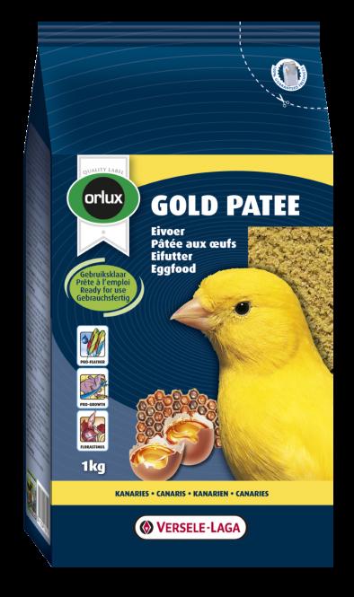 Orlux Gold Patee für Kanarien 1000g