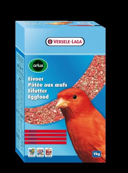 Orlux Eifutter trocken Kanarien Rot 1000g