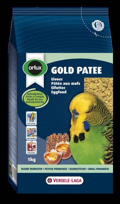 Orlux Gold Patee Kleinsittiche 1000g