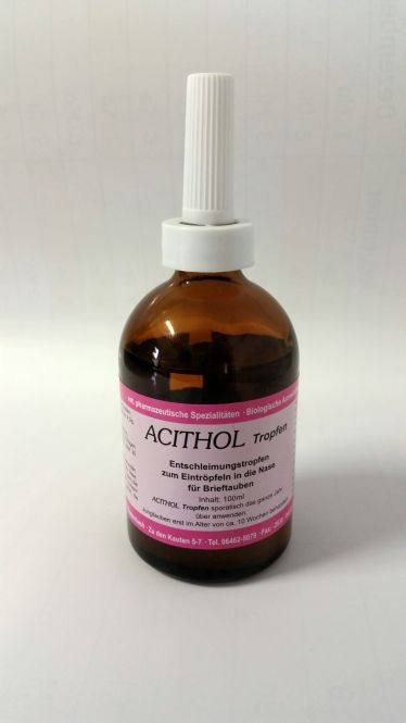 Hesanol ACITHOL-Tropfen 20ml