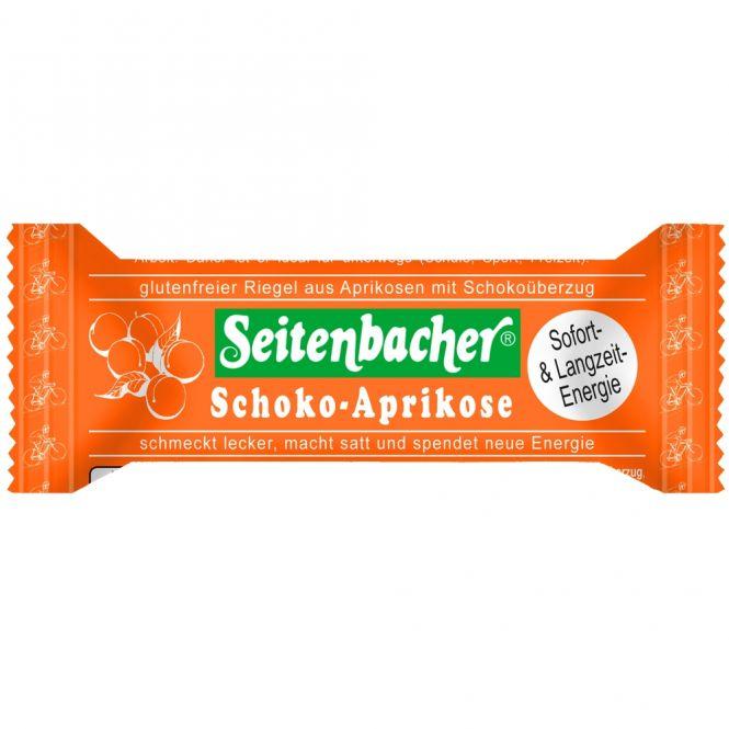 Seitenbacher Schoko-Aprikosenriegel 50g