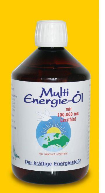 Nebel Multi-Energie-Öl 500 ml