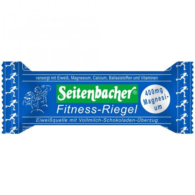Seitenbacher Fitness-Riegel mit Schokolade 50g