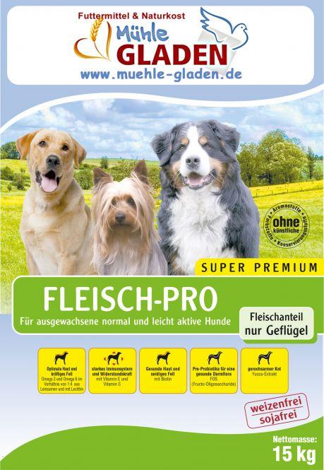 Gladen Fleisch-Pro 15kg