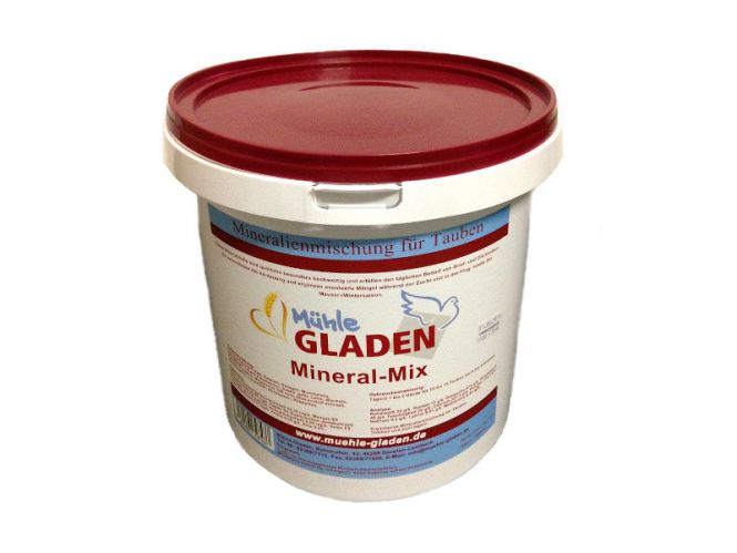 Gladen Mineral-Mix 10l