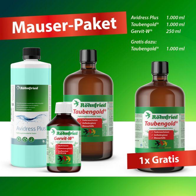 Röhnfried Mauserpaket 2020