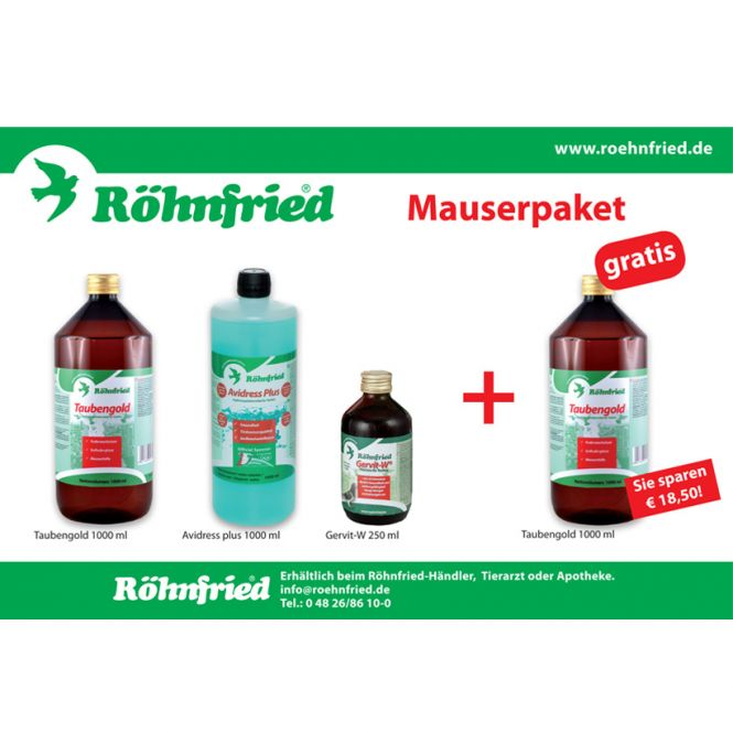 Röhnfried Mauserpaket
