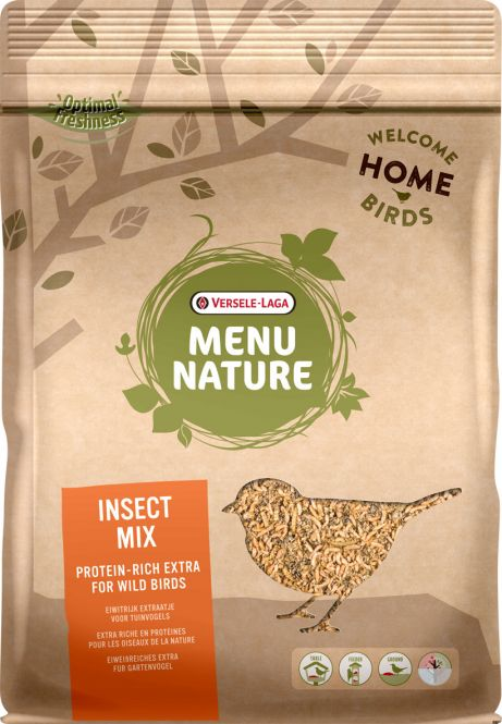 Insekten Mix - Versele Nature 250g