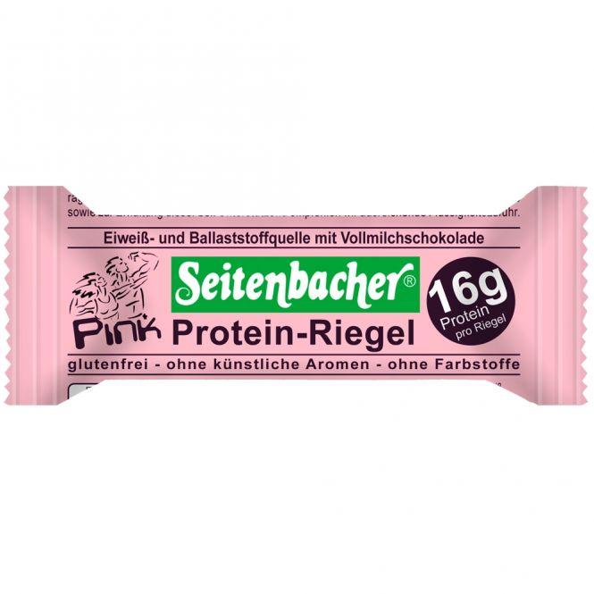 Seitenbacher Protein-Riegel Pink 60g