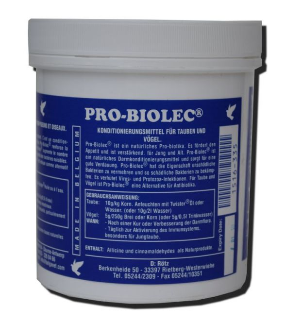 Belgavet Pro-Biolec 200g
