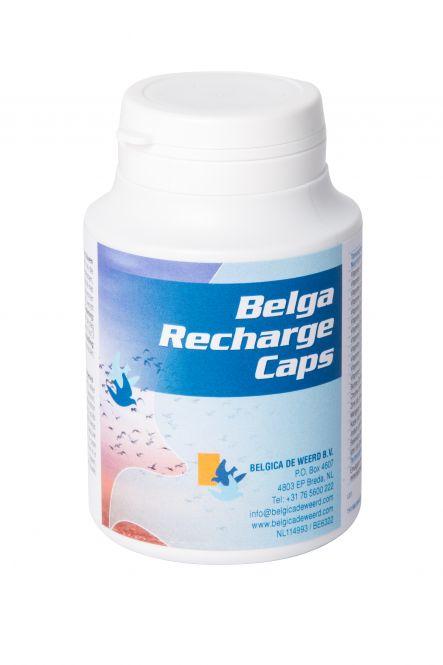 De Weerd Belga Recharge Caps 100 Tabletten