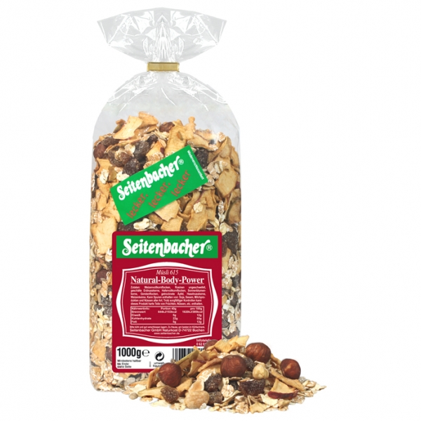 Seitenbacher Natural-Body-Power 1000g