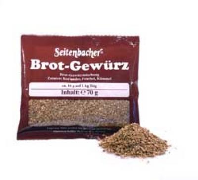 Seitenbacher Brotgewürz 70g