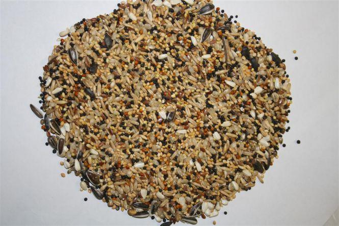 Spinne Rennfutter - Ölsämereien 2,5kg