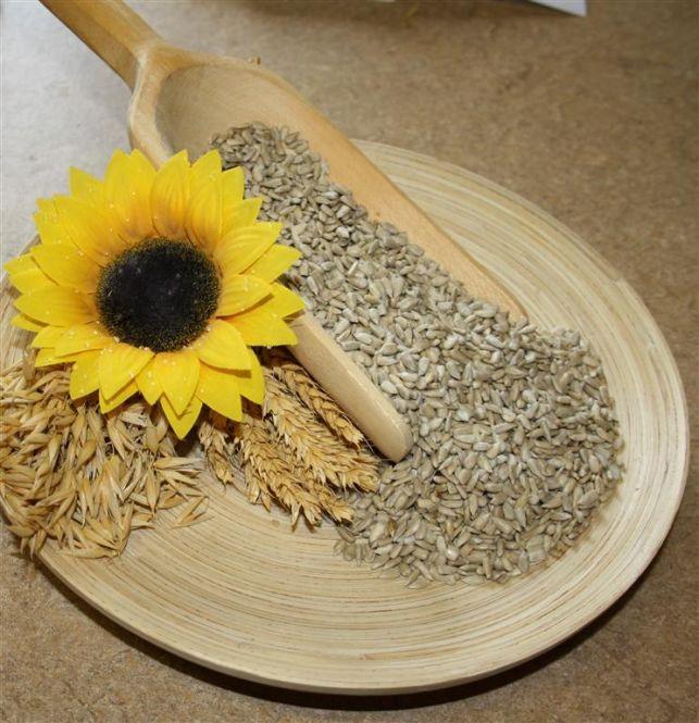 Sonnenblumenkerne - Backzutat 500g