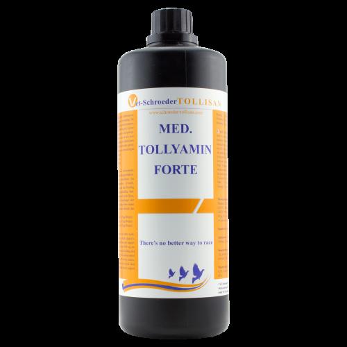 VET Schroeder + Tollisan Med. Tollyamin Forte 1000ml