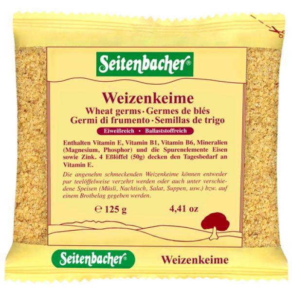 Seitenbacher Weizenkeime 125g