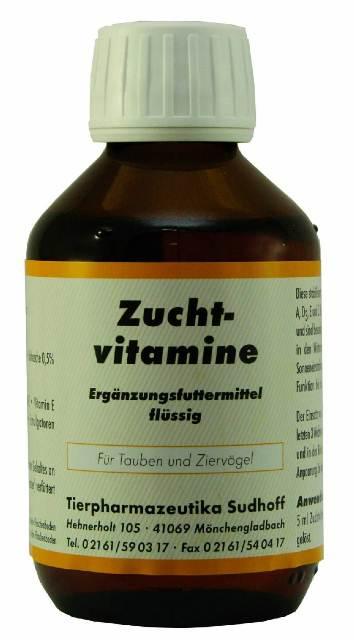 Sudhoff Zuchtvitamine 150ml