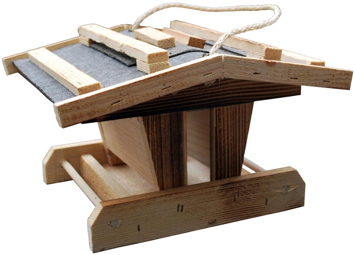 futterhaus zum aufh ngen mit silo futtermittel online shop m hle gladen. Black Bedroom Furniture Sets. Home Design Ideas